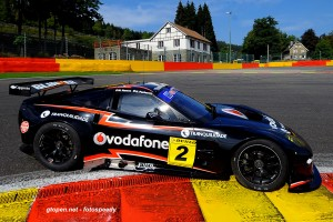 # 2 - 2014,GT Open Ramos Pastorelli win race 1 at Spa 01